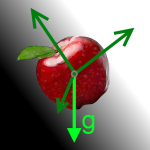 issacs Apple Logo